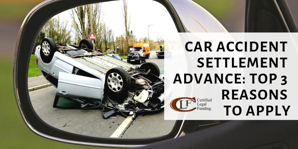 Car accident settlement advance