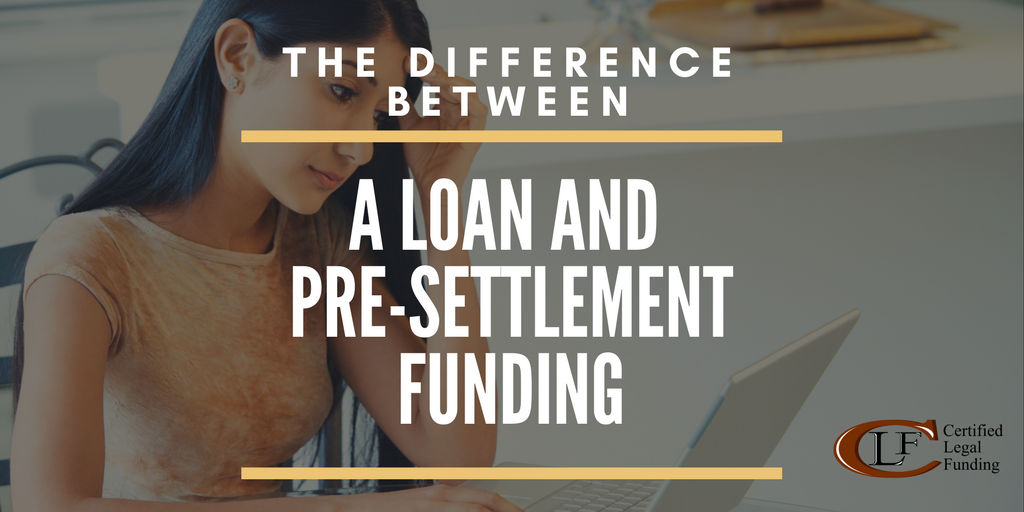 Loan and Pre-Settlement Funding