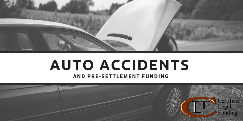 Auto Accidents and Pre-Settlement Funding