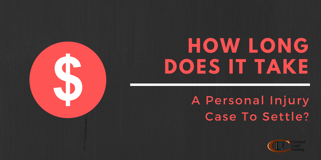 Cover image for How Long Does It Take A Personal Injury Case To Settle?