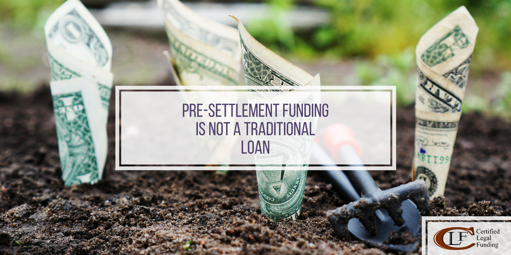 Featured image for Pre-Settlement Funding Is Not A Traditional Loan blog