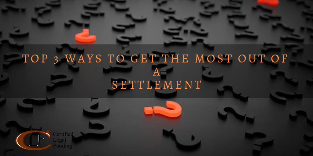 Featured image for 3 Ways To Get The Most Out of A Settlement blog