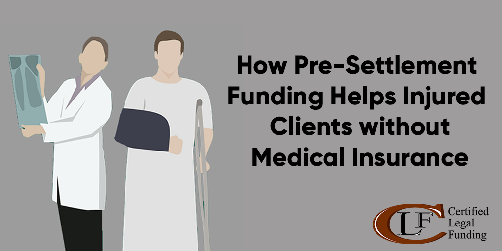 Pre-Settlement Funding Helps Injured Clients