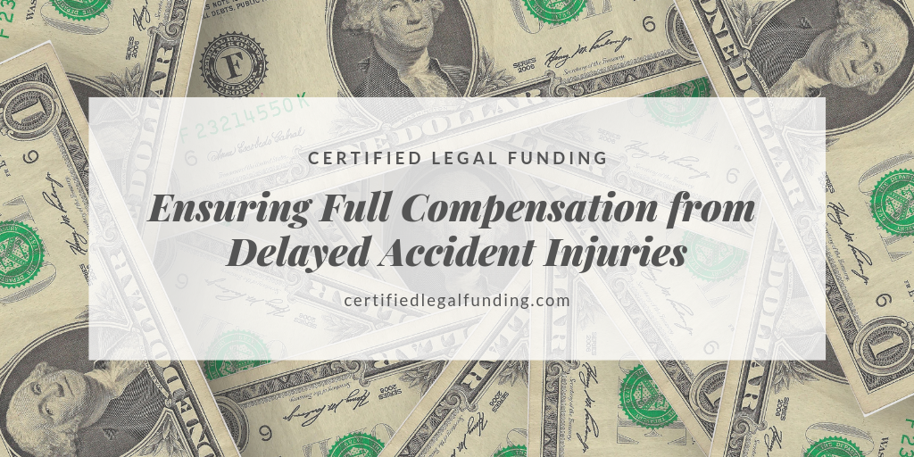 Featured image for article called Ensuring Full Compensation from Delayed Accident Injuries