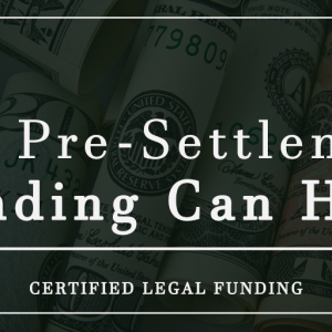 Featured image for the article called How Pre-Settlement Funding Can Help