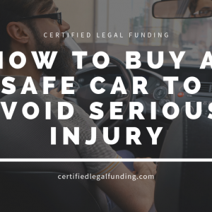 Featured image for an article called How to Buy a Safe Car to Avoid Serious Injury