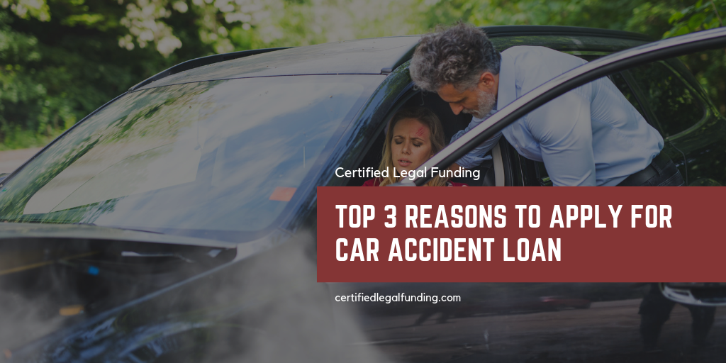 Featured image for an article called Top 3 Reasons to Apply for Car Accident Loan