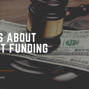 5 Facts about Lawsuit Funding