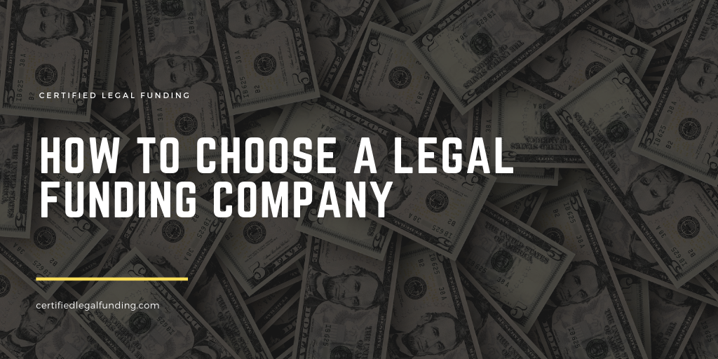 Legal Funding Company