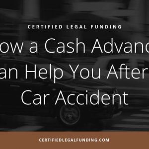 Featured image for an article called How a Cash Advance Can Help You After a Car Accident