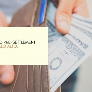 Featured image for blog post called Lawsuit Funding and pre-settlement cash advance in Palo Alto
