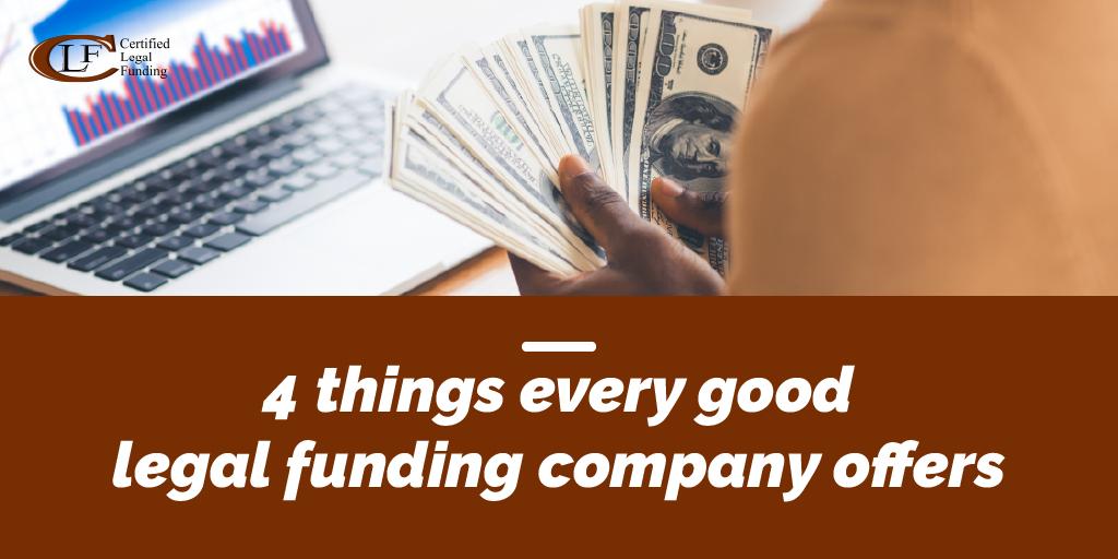 good legal funding company