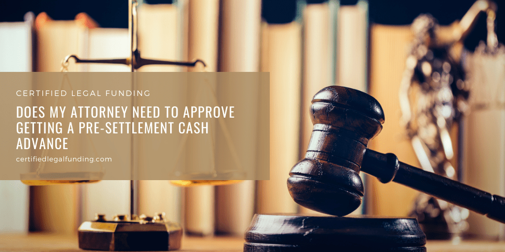 approved pre-settlement cash advance