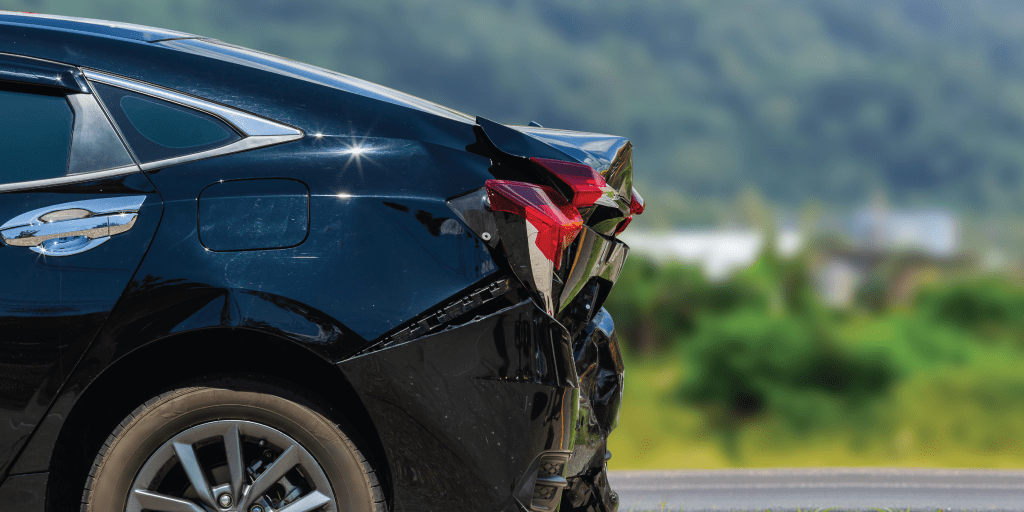 settlement money as a passenger in a car accident