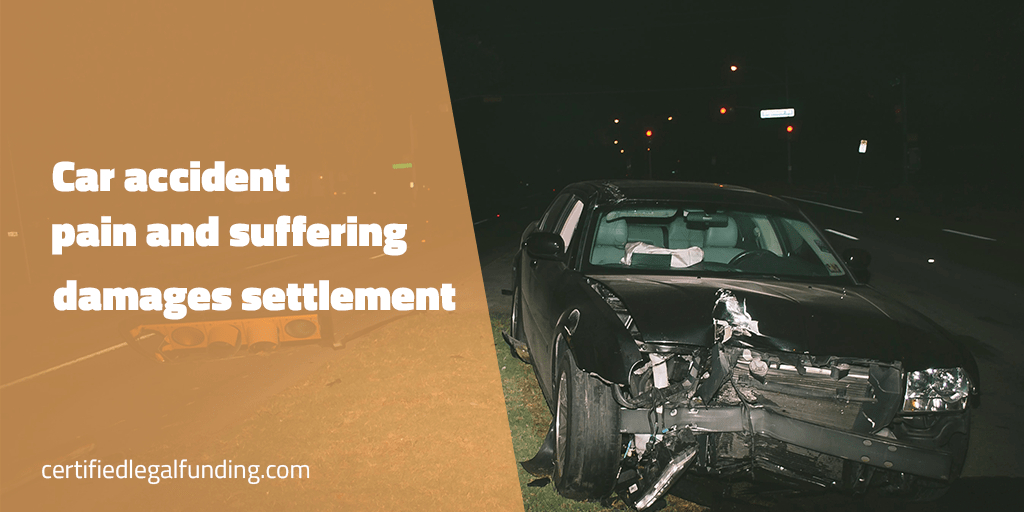 accident pain and suffering damages